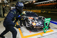 #75 IRON LYNX (ITA) FERRARI 488 GTE EVO LM GTE AM  RINO MASTRONARDI (ITA) MATTEO CRESSONI (ITA) ANDREA PICCINI (ITA)