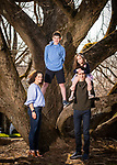 Jake's Pre-Bar Mitzvah Portraits<br /> With His Family<br /> <br /> Windmill Club