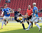 St Johnstone v Dundee….20.04.19   McDiarmid Park   SPFL<br />