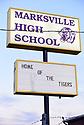 Marksville High School in Marksville, La., Sept. 18, 2017.
