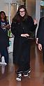 Liv Tyler arrives at Tokyo International Airport