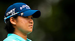 Yani Tseng of Taiwan walks to the 3rd green during day one of the Sunrise LPGA Taiwan Championship 2011 at the Sunrise Golf & Country Club on 20 October 2011 in Tao Yuan, Taiwan. Photo by Victor Fraile / The Power of Sport Images