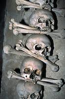 Tschechien, Kutna Hora, Ossarium Kloster Sedlec, UNESCO-Weltkulturerbe