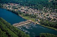 Erie Canal aerial