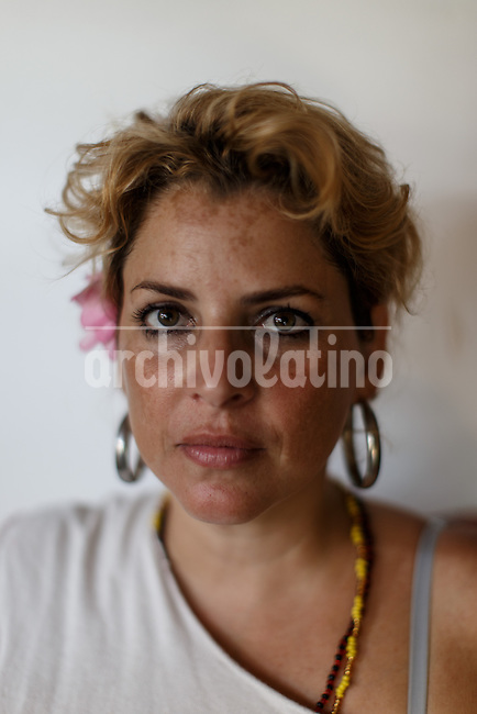 Cuban artist Colette Rodriguez Marcan.Once more Cubans are experimenting deep turns in their scattered economy. A photo essay by Lorenzo Moscia with available story by Colette Rodriguez Marcano.