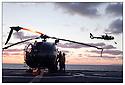 Porte hélicoptères Jeanne d'Arc<br /> Mer Rouge