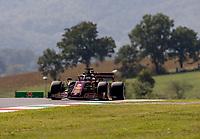 11th September 2020; Mugello race track, Scarperia e San Piero, Tuscany, Italy ; Formula 1 Grand Prix of Tuscany, Free practise; 5 Sebastian Vettel GER, Scuderia Ferrari Mission Winnow