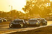 #69 HART Acura NSX GT3, GTD: Chad Gilsinger, Ryan Eversley, Tom Dyer, #63 Scuderia Corsa Ferrari 488 GT3, GTD: Cooper MacNeil, Alessandro Balzan, Gunnar Jeannette