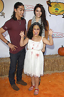 UNIVERSAL CITY, CA - OCTOBER 21:  Booboo Stewart and Fivel Stewart and Sage Stewart at the Camp Ronald McDonald for Good Times 20th Annual Halloween Carnival at the Universal Studios Backlot on October 21, 2012 in Universal City, California. © mpi28/MediaPunch Inc. /NortePhoto