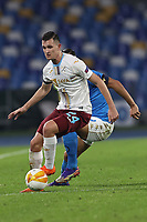 Daniel Stefulj of Rijeka HNK during the Europa League Group Stage F football match between SSC Napoli and Rijeka HNK at stadio San Paolo in Napoli (Italy), November 26th, 2020.<br /> Photo Cesare Purini / Insidefoto