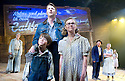 The Grapes Of Wrath by John Steinbeck,adapted by Frank Galati,directed by Jonathan Church.With Jude Loseby as Winfield Joad,Damian O'Hare as Tom Joad,Kassie Bull as Ruthie Joad.Opens at The Chichester Festival Theatre on 16/7/09. CREDIT Geraint Lewis