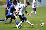 NELSON, NEW ZEALAND - OCTOBER 24: Myanmar Community Football  Saturday 24 October  2020 , Guppy Park Nelson New Zealand. (Photo by Evan Barnes/ Shuttersport Limited)