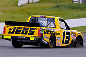 NASCAR Camping World Truck Series<br /> Chevrolet Silverado 250<br /> Canadian Tire Motorsport Park<br /> Bowmanville, ON CAN<br /> Sunday 3 September 2017<br /> Cody Coughlin, JEGS Toyota Tundra<br /> World Copyright: Russell LaBounty<br /> LAT Images