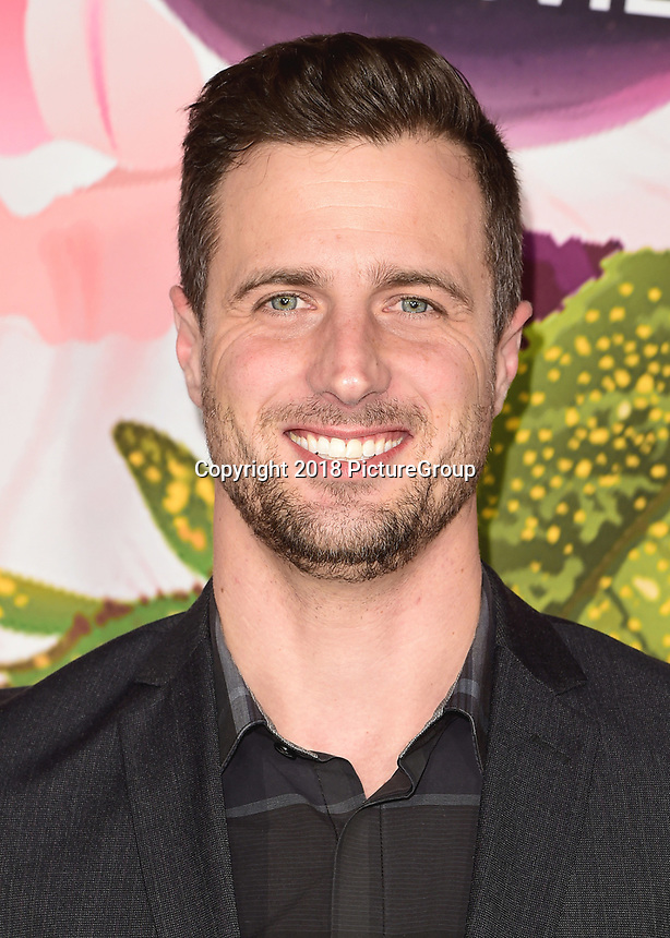PASADENA, CA - JANUARY 13:  Brendan Penny at the Hallmark Channel and Hallmark Movies & Mysteries Winter 2018 TCA Press Tour at Tournament House on January 13, 2018 in Pasadena, California. (Photo by Scott Kirkland/PictureGroup)