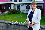 The new principal of Holy Family NS Maria O'Regan