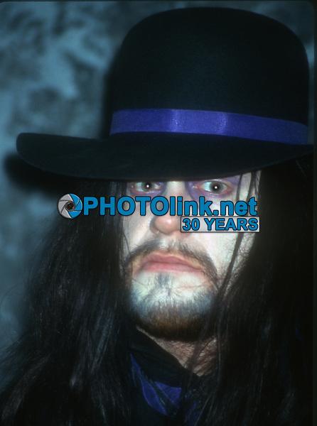 Undertaker, 1995, Photo By John Barrett/PHOTOlink