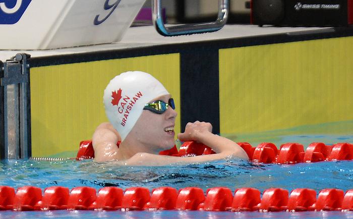 Jacob Brayshaw, Lima 2019 - Para Swimming // Paranatation.<br /> Jacob Brayshaw competes in Para Swimming // Jacob Brayshaw participe en paranatation. 27/08/2019.