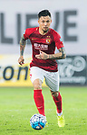 Zhang Linpeng of Guangzhou Evergrande FC in action during their AFC Champions League 2017 Match Day 1 Group G match between Guangzhou Evergrande FC (CHN) and Eastern SC (HKG) at the Tianhe Stadium on 22 February 2017 in Guangzhou, China. Photo by Victor Fraile / Power Sport Images