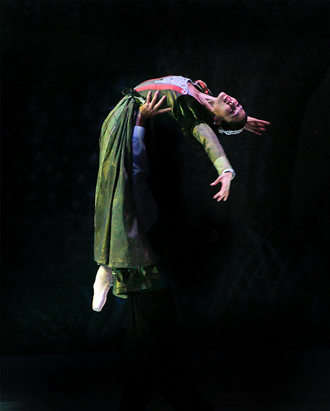 Yoomi Lee, Nevada Ballet Theatre, 2006.