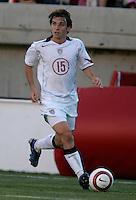Bobby Convey at Rice-Eccles Stadium, in Salt Lake City, UT, Saturday, June 4, 2005. USA won 3-0.
