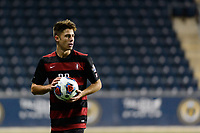 Chester, PA - Friday December 08, 2017: Logan Panchot The Stanford Cardinal defeated the Akron Zips 2-0 during an NCAA Men's College Cup semifinal match at Talen Energy Stadium.