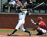Houston defeats Tulane, 9-0, in C-USA baseball action at Greer Field-Turchin Stadium.