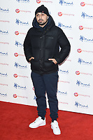 Adam Deacon<br /> arriving for the Giving Mind Media Awards 2017 at the Odeon Leicester Square, London<br /> <br /> <br /> ©Ash Knotek  D3350  13/11/2017