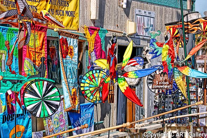 Kites 2, Huntington Beach, CA.