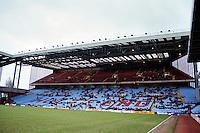 Villa Park, home of Aston Villa FC (Birmingham), pictured in January 1996 - Gavin Ellis/TGSPHOTO - Self billing applies where appropriate - 0845 094 6026 - contact@tgsphoto.co.uk - NO UNPAID USE..