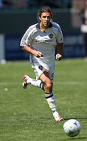 LA Galaxy's Jovan Kirovski. The LA Galaxy and DC United play to 2-2 draw at Home Depot Center stadium in Carson, California on Sunday March 22, 2009.