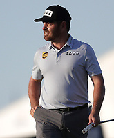 17th July 2021; Royal St Georges Golf Club, Sandwich, Kent, England; The Open Championship Golf, Day Three; Louis Oosthuizen (RSA) on the 18th green