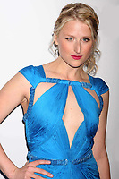 Mamie Gummer 10-19-09, Photo By John Barrett/PHOTOlink