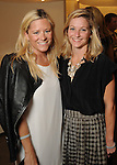 Monica Bickers and Ann Moody at the Versace pre-party for the Vogue Galleria Fashion Show at the Galleria Thursday Sept. 10,2015.(Dave Rossman photo)