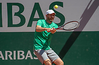Paris, France, 1 june 2021, Tennis, French Open, Roland Garros, First round doubles match:  Matwe Middelkoop (NED) <br /> Photo: tennisimages.com