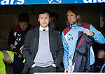 St Johnstone v Hearts 17.05.17     SPFL    McDiarmid Park<br />Hearts coaching team Ian Cathro and Austin McCann<br />Picture by Graeme Hart.<br />Copyright Perthshire Picture Agency<br />Tel: 01738 623350  Mobile: 07990 594431