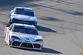 #20: Harrison Burton, Joe Gibbs Racing, Toyota Supra Dex Imaging, #36: Alex Labbe, DGM Racing, Chevrolet Camaro Larue Snow Blowers