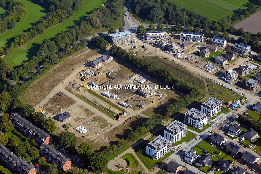 Auf dem langen Asper: EUROPA, DEUTSCHLAND, SCHLESWIG- HOLSTEIN, REINBEK, WENTORF (GERMANY), 03.10.2015:   Auf dem langen Asper