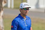 Rafael Cabrera Bello of Spain at the first hole during the 58th UBS Hong Kong Golf Open as part of the European Tour on 10 December 2016, at the Hong Kong Golf Club, Fanling, Hong Kong, China. Photo by Marcio Rodrigo Machado / Power Sport Images