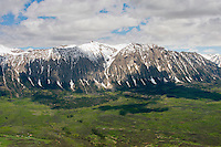 Ragged Peak, Gunnison County, Colorado. May 2014. 84307