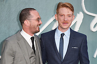 """director, Darren Aronofsky and Domhnall Gleeson<br /> arriving for the """"Mother!"""" premiere at the Odeon Leicester Square, London<br /> <br /> <br /> ©Ash Knotek  D3305  06/09/2017"""