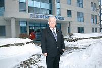 Eddye Savoie,<br /> President, les Residences Soleil,<br /> fevrier 2008