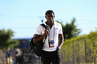 San Jose, CA - Wednesday June 28, 2017: Kofi Sarkodie prior to a U.S. Open Cup Round of 16 match between the San Jose Earthquakes and the Seattle Sounders FC at Avaya Stadium.