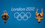 2012 LONDON OLYMPICS DIVING