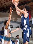 2017 Varsity Basketball - Lee High School vs. Prestonwood (Thanksgiving Hoopfest)