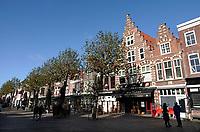 Nederland  Haarlem 2020.   De Botermarkt.    Foto : ANP/ HH / Berlinda van Dam