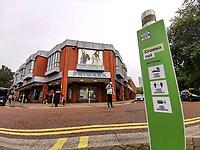 2020 09 28 Covid-19 Swansea City Centre, Swansea, Wales, UK