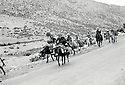 Iraq 1971 Kurdish nomads on their way to the highlands   Irak 1971 Nomades kurdes en route pour les hauts-plateaux