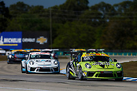 #98 Mark Motors Racing, Porsche 991 / 2017, GT3CP: Zacharie Robichon