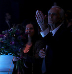 Mark Medoff during the Broadway opening night performance Curtain Call for 'Children of a Lesser God' at Studio 54 Theatre on April 11, 2018 in New York City.