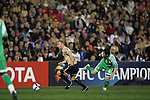 Newcastle United Jets vs Beijing Guoan during the 2009 AFC Champions League Group E match on May 06, 2009 at the EnergyAustralia Stadium, Newcastle, Australia. Photo by World Sport Group